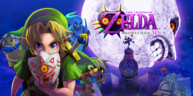 Banner for Majora's Mask